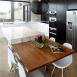 Wonderful  Contemporary Eating Tables Photos , Lovely  Contemporary Eating Tables Ideas In Kitchen Category