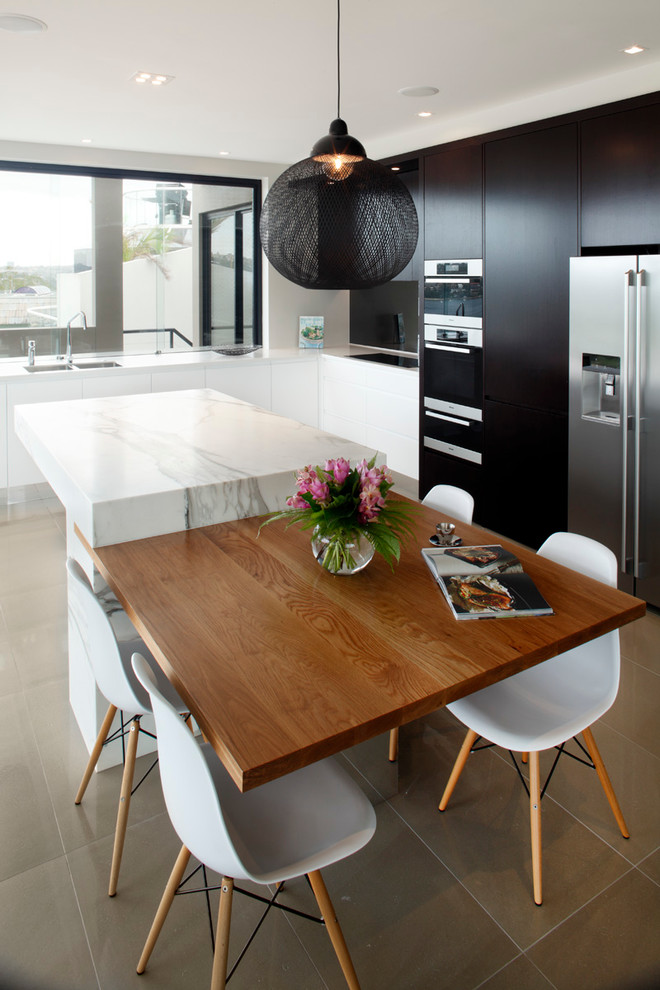 Kitchen , Lovely  Contemporary Eating Tables Ideas : Wonderful  Contemporary Eating Tables Photos
