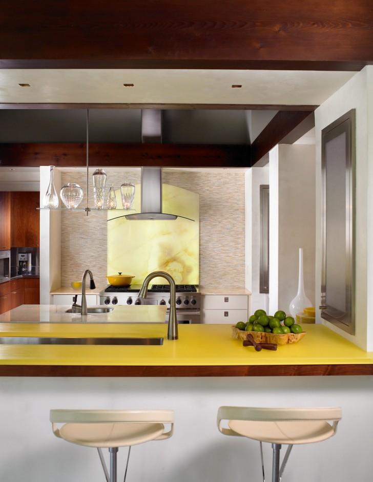 Kitchen , Wonderful  Contemporary Granite Countertop Overlays Photo Inspirations : Wonderful  Contemporary Granite Countertop Overlays Ideas