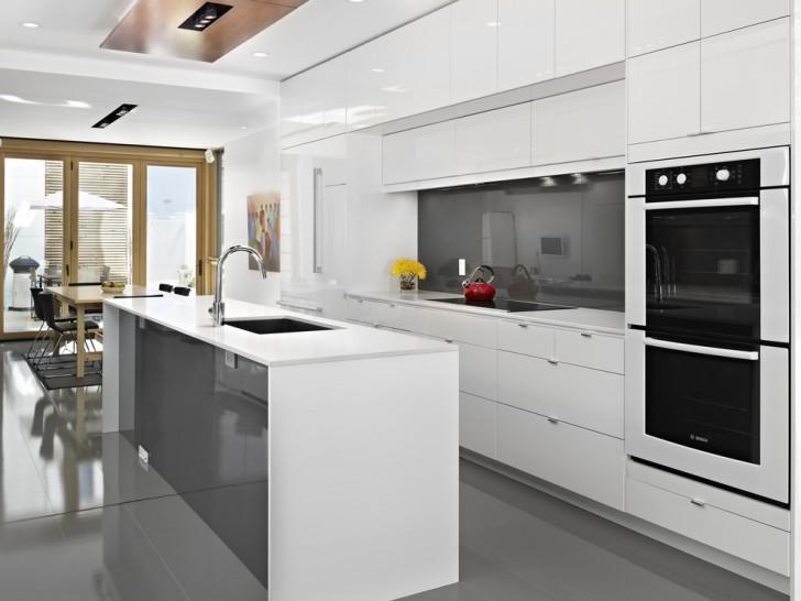 Kitchen , Lovely  Contemporary Ikea Kitchen White Inspiration : Wonderful  Contemporary Ikea Kitchen White Image