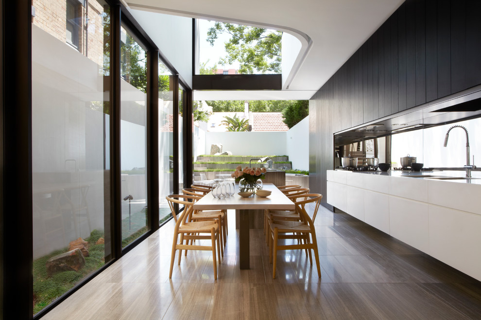 990x660px Lovely  Contemporary Modern Kitchen Dining Sets Picture Ideas Picture in Dining Room