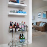 Wonderful  Contemporary Small Bar Carts Picture , Cool  Contemporary Small Bar Carts Photos In Home Bar Category