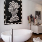 Wonderful  Contemporary Small Soaking Bathtubs for Small Bathrooms Inspiration , Gorgeous  Beach Style Small Soaking Bathtubs For Small Bathrooms Photo Ideas In Bathroom Category