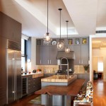 Wonderful  Contemporary Solid Wood Kitchen Island Inspiration , Lovely  Beach Style Solid Wood Kitchen Island Picture In Kitchen Category