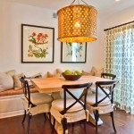 Wonderful  Eclectic Breakfast Dining Nook Photo Ideas , Beautiful  Traditional Breakfast Dining Nook Photos In Porch Category