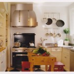 Wonderful  Eclectic Island Pot Rack Image Ideas , Breathtaking  Traditional Island Pot Rack Photos In Kitchen Category