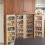 Wonderful  Eclectic Large Pantry Cabinet Ideas , Charming  Contemporary Large Pantry Cabinet Photo Ideas In Kitchen Category