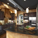 Wonderful  Eclectic Tuscan Style Kitchen  Image Ideas , Fabulous  Traditional Tuscan Style Kitchen  Image In Kitchen Category