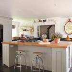 Wonderful  Farmhouse Kitchen Islands Cabinets Inspiration , Beautiful  Beach Style Kitchen Islands Cabinets Image In Kitchen Category