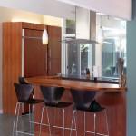 Wonderful  Midcentury Kitchen Island Stools and Chairs Image , Beautiful  Transitional Kitchen Island Stools And Chairs Picture Ideas In Kitchen Category