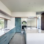 Kitchen , Stunning  Transitional Thin Granite Countertop Overlay Photos : Wonderful  Midcentury Thin Granite Countertop Overlay Image Inspiration