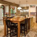 Wonderful  Modern Kitchen Chopping Block Table Image Inspiration , Beautiful  Modern Kitchen Chopping Block Table Image In Kitchen Category