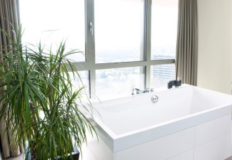 742x990px Wonderful  Modern Window Curtains For Bathrooms Ideas Picture in Bathroom