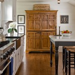Wonderful  Rustic Armoire Kitchen Picture Ideas , Fabulous  Traditional Armoire Kitchen Inspiration In Home Office Category
