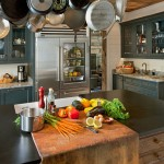 Wonderful  Rustic Butcher Block Cabinets Photos , Breathtaking  Contemporary Butcher Block Cabinets Ideas In Kitchen Category