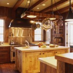 Wonderful  Rustic Kitchen Pot Rack  Ideas , Fabulous  Eclectic Kitchen Pot Rack  Photo Inspirations In Kitchen Category
