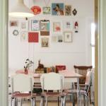 Wonderful  Shabby Chic Black Dining Room Table Set Picture , Stunning  Scandinavian Black Dining Room Table Set Picture Ideas In Dining Room Category
