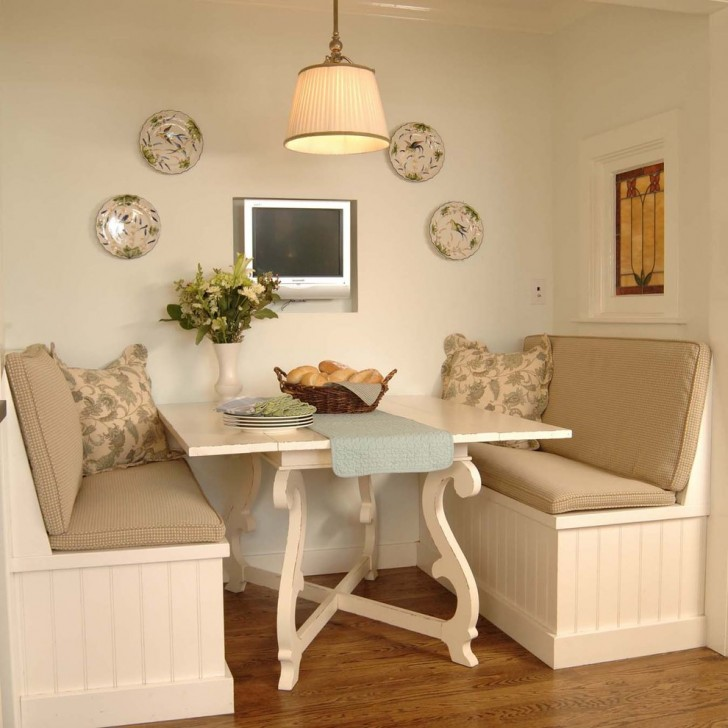Kitchen , Charming  Traditional Buy Breakfast Nook Inspiration : Wonderful  Traditional Buy Breakfast Nook Image Inspiration