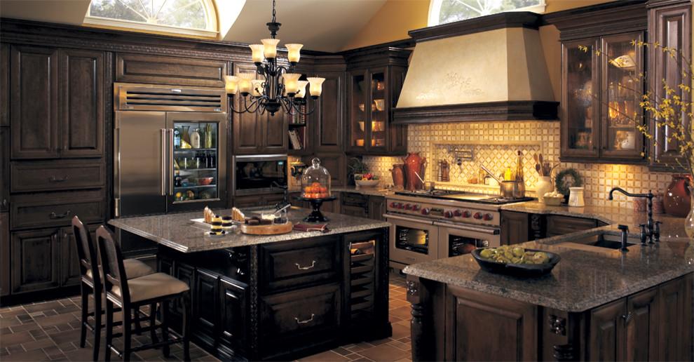 Wonderful traditional dream kitchen appliances photos for Dream kitchen appliances