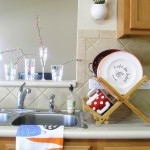 Wonderful  Traditional Smallest Countertop Dishwasher Picture Ideas , Fabulous  Midcentury Smallest Countertop Dishwasher Image Inspiration In Dining Room Category
