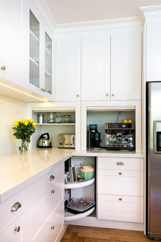 Kitchen , Breathtaking  Transitional Kitchen Cabinet Door Inserts Image : Wonderful  Transitional Kitchen Cabinet Door Inserts Picture