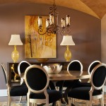 Wonderful  Transitional Round Dining Room Table and Chairs Image , Stunning  Contemporary Round Dining Room Table And Chairs Image In Dining Room Category