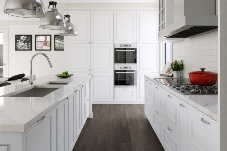 Kitchen , Stunning  Farmhouse Oak Pantry Cabinets Kitchen Picture Ideas : Wonderful  Victorian Oak Pantry Cabinets Kitchen Image Inspiration